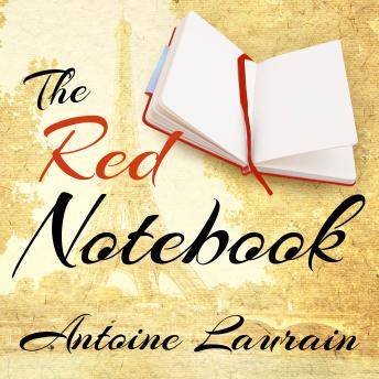 Red Notebook, Antoine Laurain