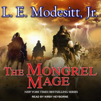 Mongrel Mage, L.E. Modesitt Jr.