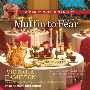Muffin to Fear, Victoria Hamilton