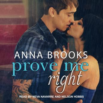 Prove Me Right, Anna Brooks