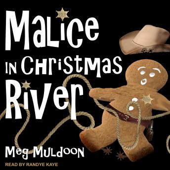 Malice in Christmas River: A Christmas Cozy Mystery sample.
