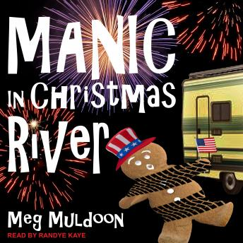 Manic in Christmas River: A Christmas Cozy Mystery
