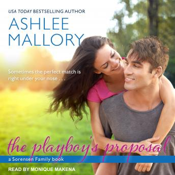 Playboy's Proposal, Ashlee Mallory