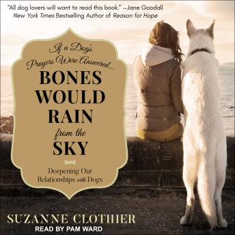 Bones Would Rain from the Sky: Deepening Our Relationships with Dogs, Suzanne Clothier