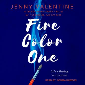 Fire Color One, Jenny Valentine