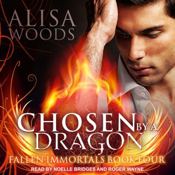 Chosen by a Dragon, Alisa Woods