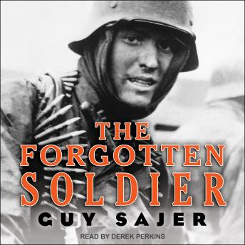 Forgotten Soldier, Guy Sajer