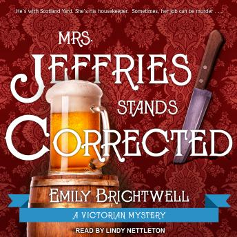 Mrs. Jeffries Stands Corrected, Emily Brightwell
