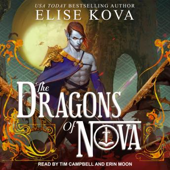 Dragons of Nova, Elise Kova