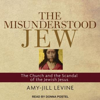 Misunderstood Jew: The Church and the Scandal of the Jewish Jesus, Amy-Jill Levine