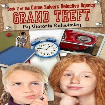 Grand Theft: Crime Solver's Detective Agency book two