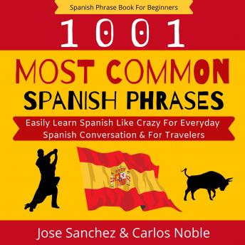 Spanish Phrase Book For Beginners