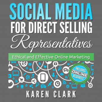 Social Media for Direct Selling Representatives