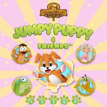 Jumpy Puppy - The First Five Tales, Cornelius Addison