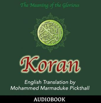 Download Koran by Mohammed Marmaduke Pickthall