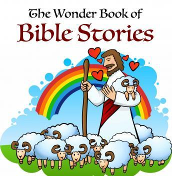 Wonder Book of Bible Stories, Logan Marshall