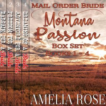 Mail Order Bride - Montana Passion, Amelia Rose