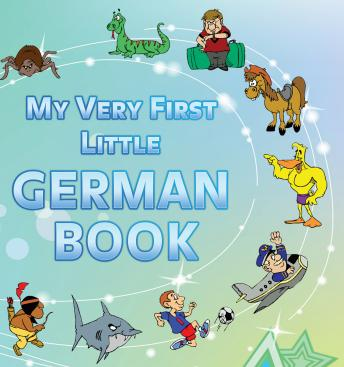 My Very First Little German Book
