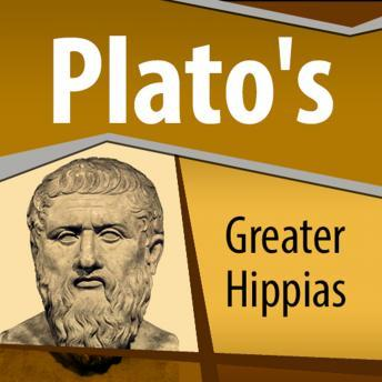 Plato's Greater Hippias, Plato