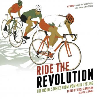 Ride the Revolution - The Inside Stories from Women in Cycling sample.