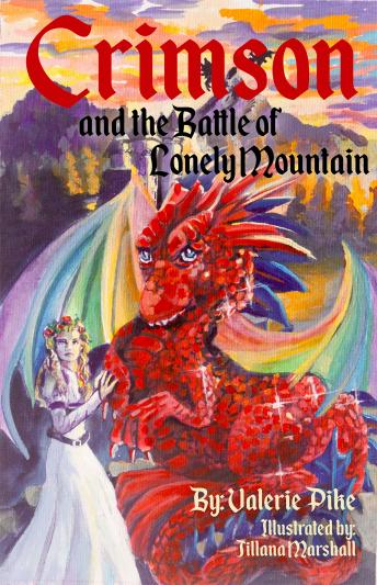 Crimson and the Battle of Lonely Mountain, Valerie Pike