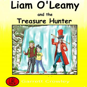 Liam O'Leamy and The Treasure Hunter. sample.