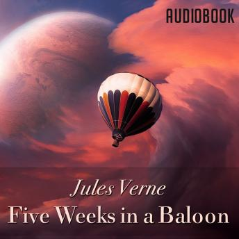 Five Weeks in a Balloon, Jules Verne