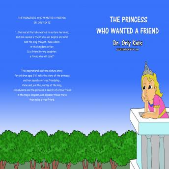 The Princess Who Wanted a Friend sample.