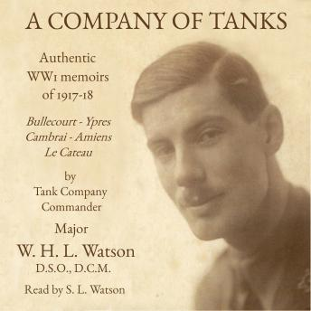 Company of Tanks, William Henry Lowe Watson