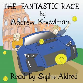 Fantastic Race, Andrew Knowlman