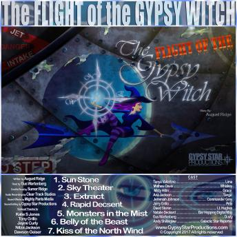 Flight of the Gypsy Witch, August Ridge