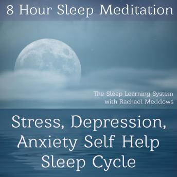 8 Hour Sleep Meditation - Stress, Depression, Anxiety Help Sleep Cycle (The Sleep Learning System with Rachael Meddows), Joel Thielke