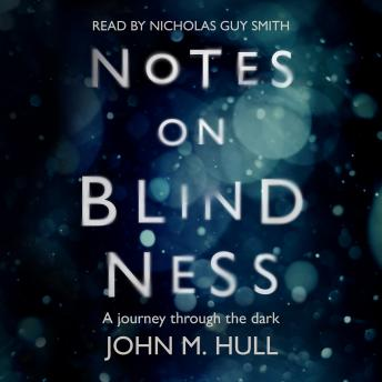 Notes on Blindness: A Journey Through the Dark, John Hull