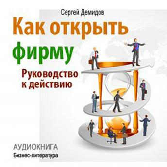 How to Establish a Company [Russian Edition], Sergey Demidov