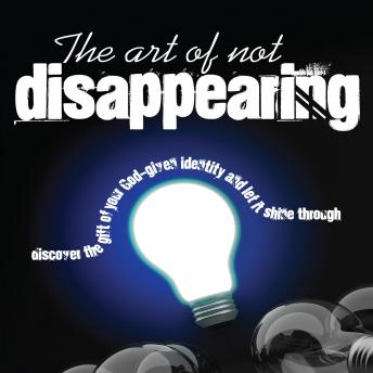 Art of Not Disappearing, Dr Vangiel Shore