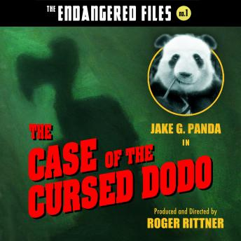 Case of the Cursed Dodo (The Endangered Files: Book 1) sample.