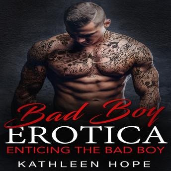 Bad Boy Erotica: Enticing the Bad Boy, Kathleen Hope