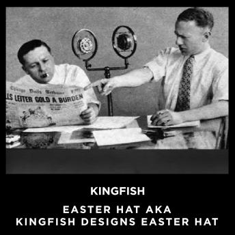 Download Easter Hat aka Kingfish Designs Easter Hat by King Fish