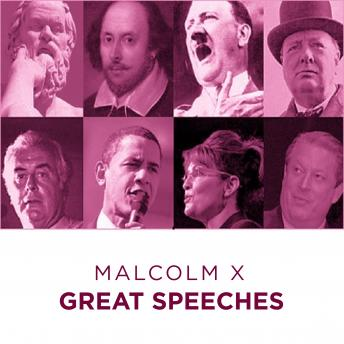 Download Great Speeches  Malcolm X by Malcolm X