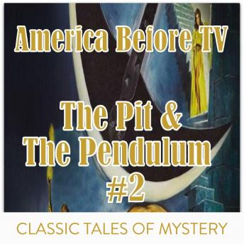 America Before TV - The Pit & The Pendulum  #2 sample.
