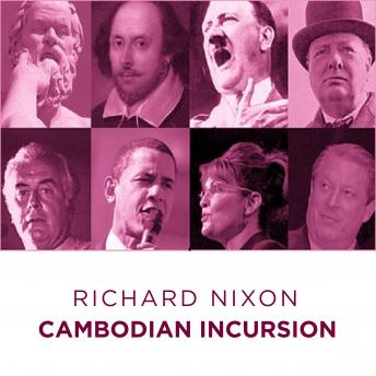Download Richard Nixon Cambodian in Cursion by Richard Nixon