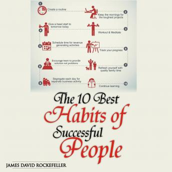 Download 10 Best Habits of Successful People by James David Rockefeller
