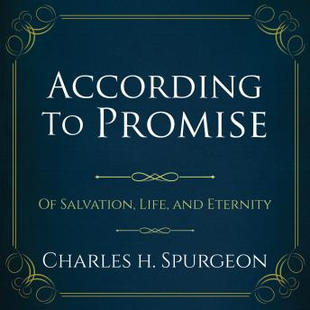 According to the Promise: Of Salvation, Life, and Eternity. sample.