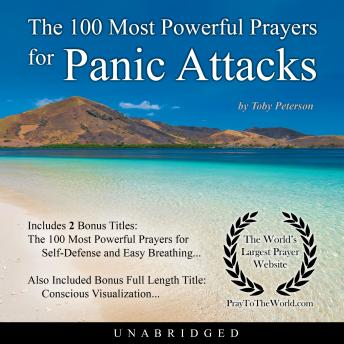 Download 100 Most Powerful Prayers for Panic Attacks by Toby Peterson