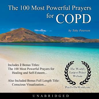 Download 100 Most Powerful Prayers for COPD by Toby Peterson