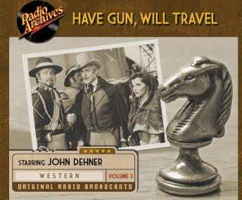 Have Gun, Will Travel, Volume 3, Various Authors