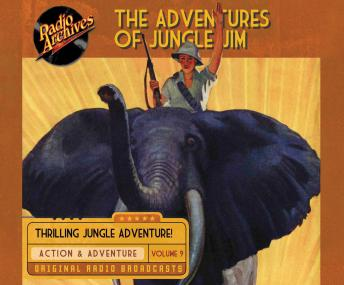 Adventures of Jungle Jim, Volume 9, Gene Stafford