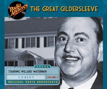 Great Gildersleeve, Volume 2, Various