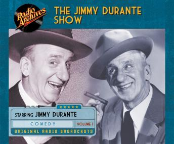 Jimmy Durante Show, Volume 1, Various