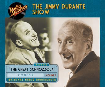 Jimmy Durante Show, Volume 2, Various